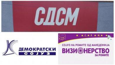 Photo of Во пресрет на вториот круг СДСМ добива поддршка од коалициските партнери