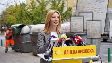 Photo of СДСМ Скопје: Данела Арсовска си ја наместила мајка си во државниот совет за статистика како предлог на ССК, за да зема по 10.000 денари од седница