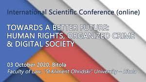 """Photo of Меѓународна научна конференција """"Кон подобра иднина: Држава и општество"""" на Правен факултет во Битола"""