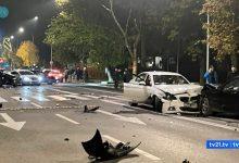 Photo of Пет автомобили се судрија во Чаир