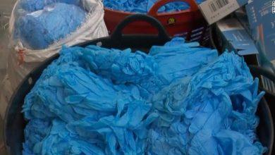 """Photo of """"Си-ен-ен"""": Десетици милиони користени медицински ракавици се увезени во САД"""