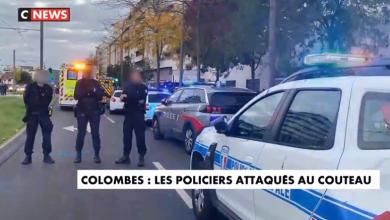 """Photo of Едно лице застрелано во близина на Париз, им се заканувал на полицајците со нож и извикувал """"Алах Акбар"""""""