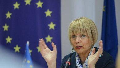 Photo of Генералната секретарка на ОБСЕ, Хелга Шмид во Скопје