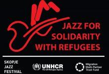 Photo of Вечер на Скопскиот џез фестивал посветена на солидарноста со бегалците