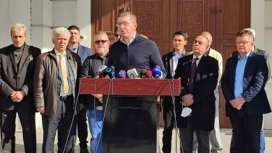 Photo of Мицкоски: Подавам рака за обединување на опозицијата за уривање на власта