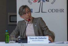 Photo of (ВО ЖИВО) Прес-конференција на ОБСЕ – ОДИХР
