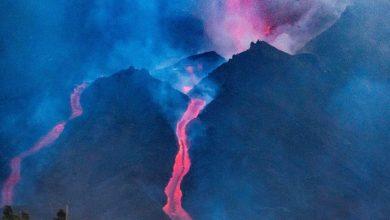 Photo of И по четири недели активен вулканот Кумбре Виеја на Ла Палма