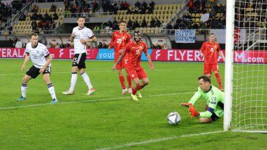 Photo of Германците пресилни за македонските фудбалери