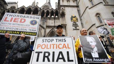 Photo of САД се жалат на одбивањето на барањето за екстрадиција на Асанж од Британија