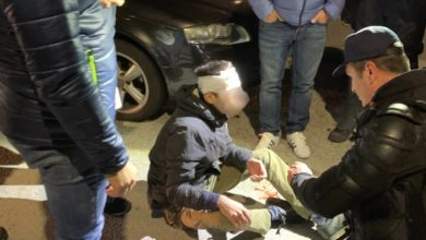 Photo of Разгневени словенечки навивачи тепаа руски фанови во Марибор