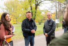 Photo of ФОТО+ВИДЕО | Шилегов: Отворената културна сцена во Градскиот парк ќе биде новата гордост на Скопје