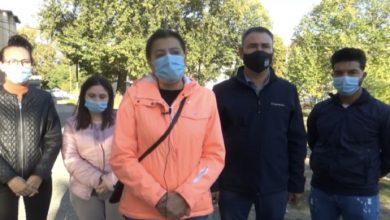 Photo of (ВИДЕО) Тренчевска: Кандидатот за градоначалник од ВМРО-ДПМНЕ  во Василево нападна двајца