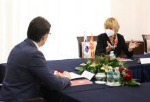 Photo of Средба Пендаровски – Шмид: Подготвени сме да дадеме активен придонес во промоцијата на вредностите на ОБСЕ