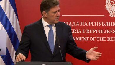 Photo of Варвициотис: Веднаш да се свика меѓувладината седница за членство на Северна Македонија и Албанија во ЕУ