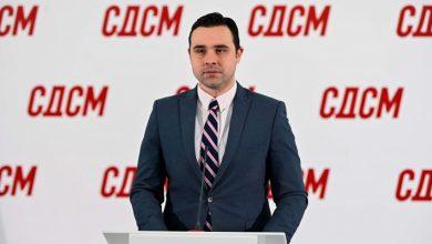 Photo of Костадинов прогласи победа во прв круг во Струмица